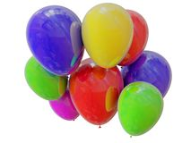 Ballons photographie stock libre de droits