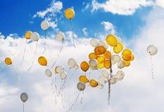 Ballons Royalty-vrije Stock Afbeelding