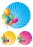 ballons Photo stock