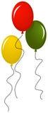 ballons Fotografering för Bildbyråer