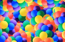 Ballons photographie stock