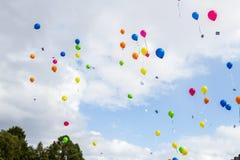 Ballons Obrazy Royalty Free