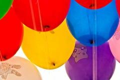Ballons Royalty-vrije Stock Fotografie
