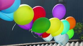 ballons stock videobeelden