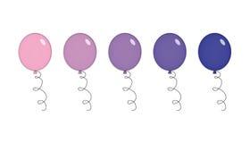 Ballons Photographie stock