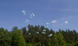 ballons Photo libre de droits