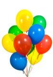 Ballons assortis image libre de droits