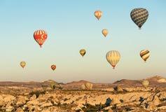 Ballons chauds photo libre de droits