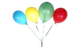 Ballons coloridos Fotografia de Stock Royalty Free