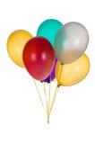 Ballons colorés Image libre de droits