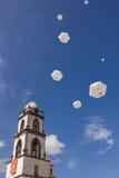 Ballons de Cantoya Fotografia de Stock