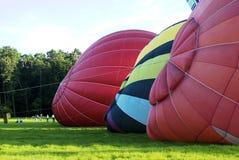 Ballons de couleur Photographie stock libre de droits