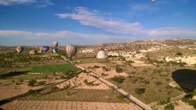 Ballons de la Turquie Photos libres de droits