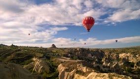 Ballons de la Turquie Images libres de droits