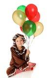Ballons de pain d'épice Image stock
