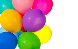 Ballons de réception Photo libre de droits