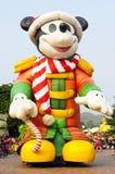 Ballons in der Disney-Parade Lizenzfreie Stockfotografie