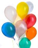 Ballons douzaine Photographie stock libre de droits