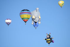 Ballons Stock Photography
