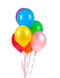 Ballons lumineux Image libre de droits