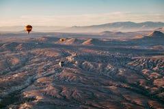 Ballons over Cappadocia. Stock Image
