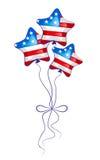 Ballons pour la célébration Images libres de droits