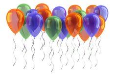 ballons przyjęcie Obrazy Stock