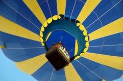 Ballons in regen II Stock Fotografie