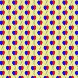 Ballonspatroon royalty-vrije illustratie
