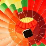 Ballonsvlucht Stock Afbeeldingen
