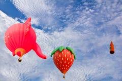 Balloon. Balloon Festival work in Pattaya Thailand Stock Image
