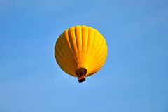 Balloon. In the blue sky Royalty Free Stock Photo