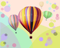 Balloon2 Foto de Stock