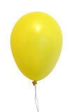 Balloon,. Inflatable balloon, photo on the white background Royalty Free Stock Photography