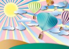 Balloon Adventure Stock Photos