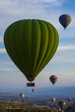 Balloon. On air hot turkey 2017 Royalty Free Stock Image