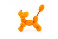 Balloon animal. Royalty Free Stock Images
