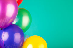 Balloon Background Stock Images