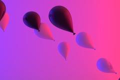 A Balloon Background Stock Photo