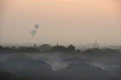 Balloon in bagan Stock Photography
