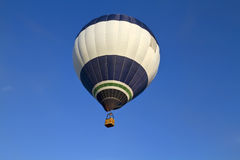 Balloon on blue sky Stock Images