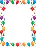 Balloon Border Stock Images