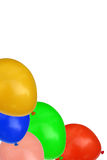 Balloon border /frame Royalty Free Stock Photo
