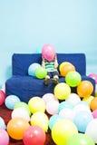 Balloon boy Stock Image