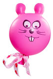 Balloon with a bunny face. Stock Photography