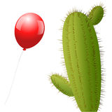 Balloon Cactus Stock Photos