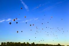 Balloon in Canada Royalty Free Stock Photos