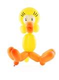 Balloon canary stock photos