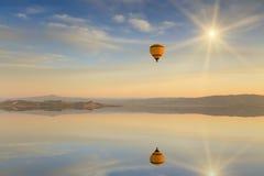 Balloon in Cappadocia Stock Image