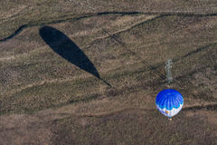 Balloon in Cappadocia Turkey Stock Photo